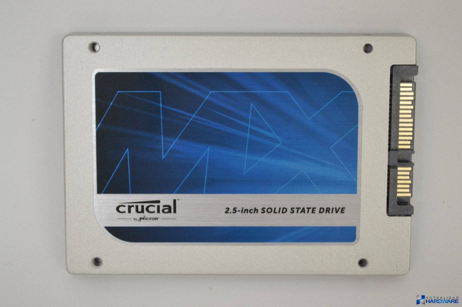 review crucial mx100 ssd 512gb actualidadhardware com. Black Bedroom Furniture Sets. Home Design Ideas