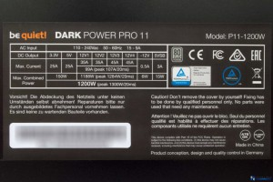 BE QUIET! DARK POWER PRO 11 1200W review_024