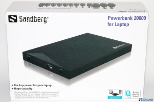 SANDBERG POWERBANK 20000 FOR LAPTOP REVIEW UNBOXING_001