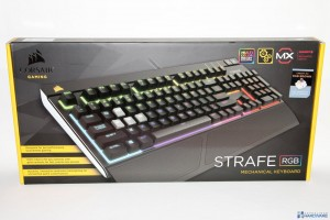 CORSAIR STRAFE RGB REVIEW UNBOXING_001