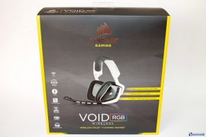 CORSAIR VOID WIRELESSS DOLBY 7.1 RGB REVIEW UNBOXING_001