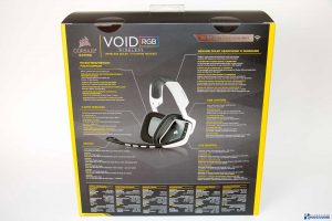 CORSAIR VOID WIRELESSS DOLBY 7.1 RGB REVIEW UNBOXING_002