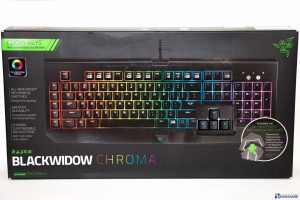 RAZER BLACKWIDOW CHROMA REVIEW UNBOXING_001