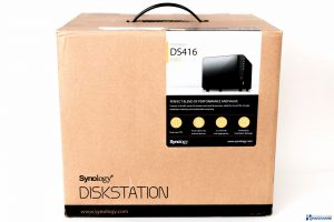 SYNOLOGY DISKSTATION DS416 REVIEW UNBOXING_001