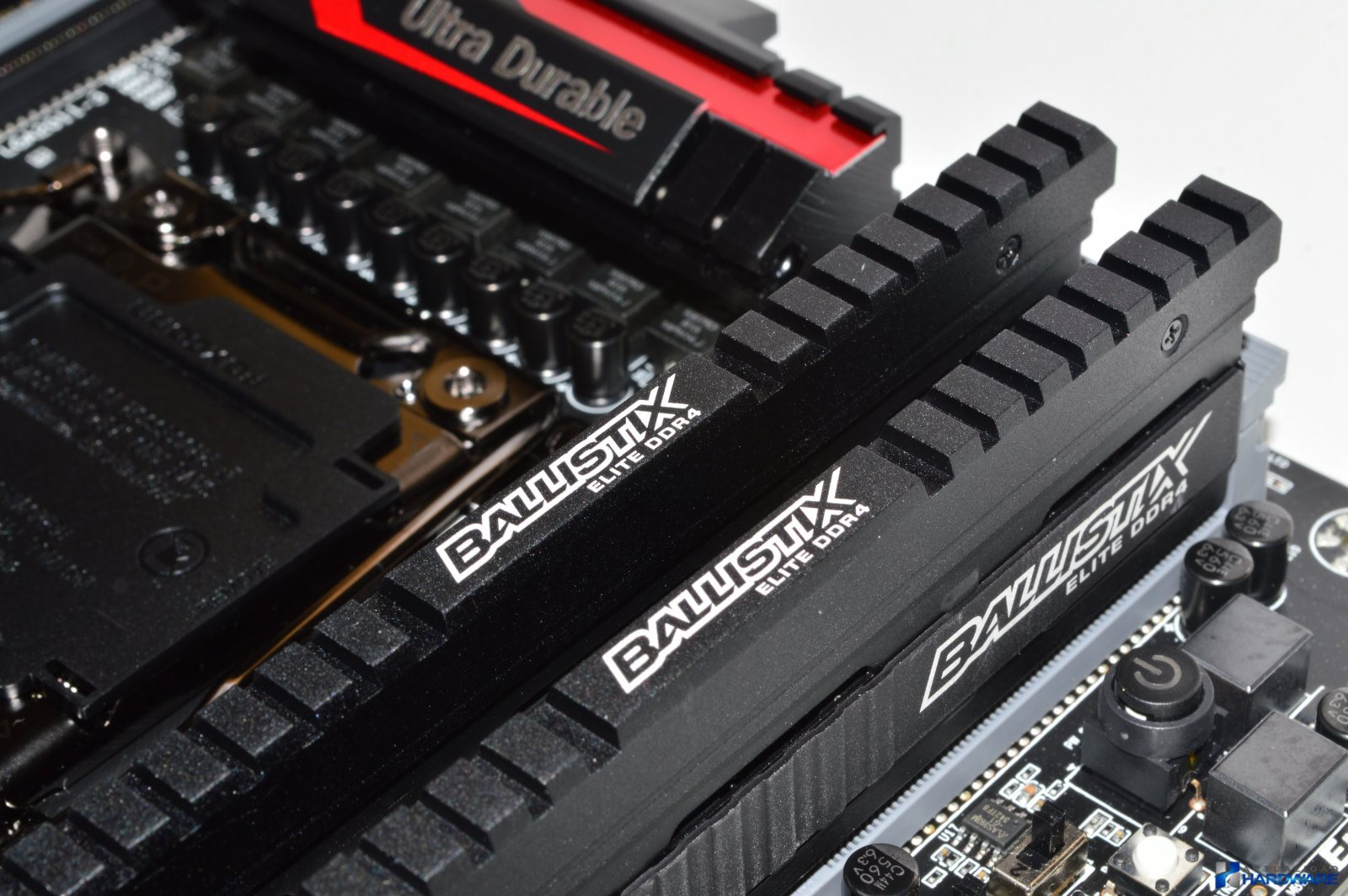REVIEW: CRUCIAL BALLISTIX ELITE DDR4   ACTUALIDAD HARDWARE