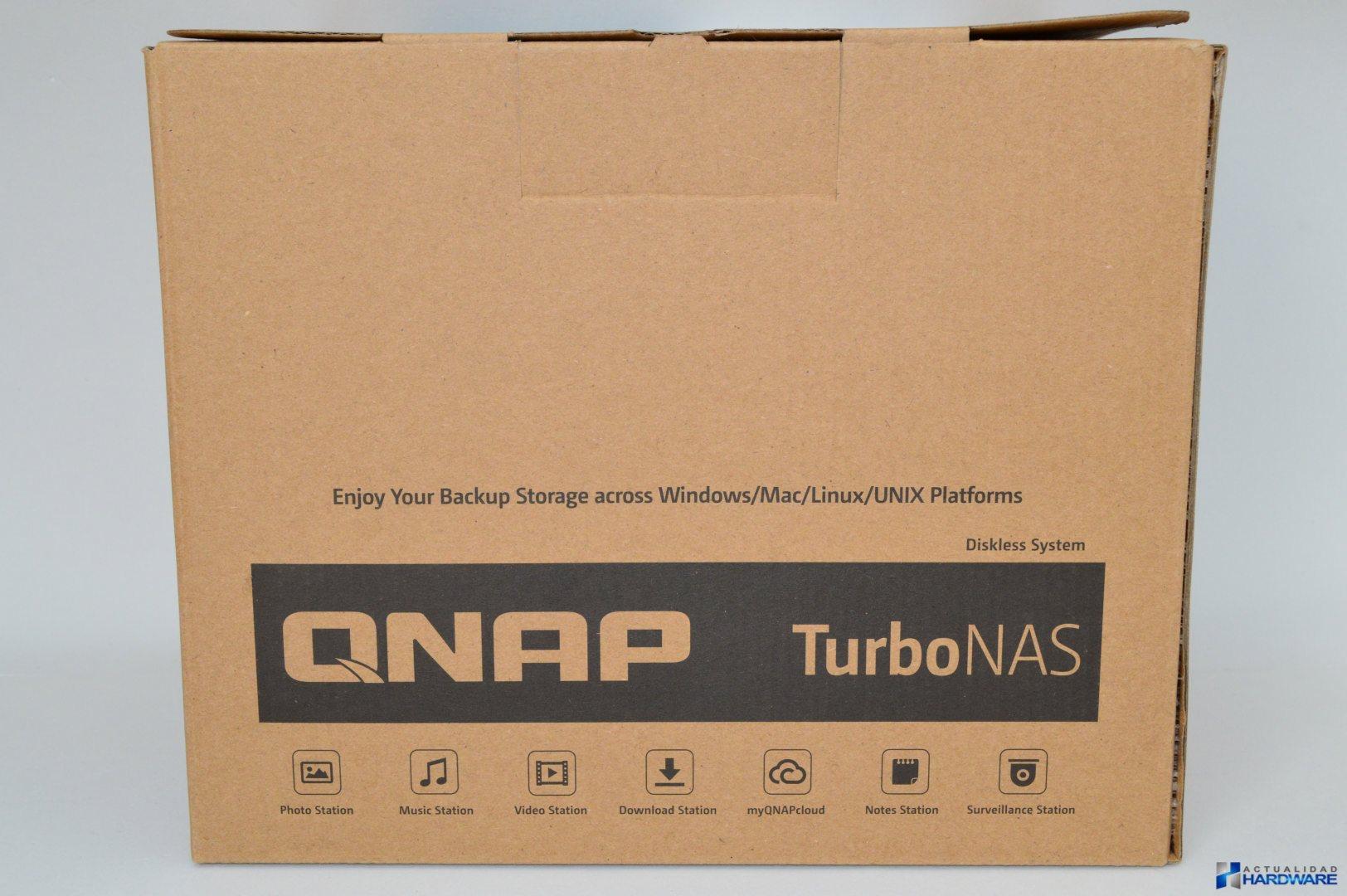 REVIEW: QNAP TS-251C